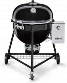 Weber Summit zwart