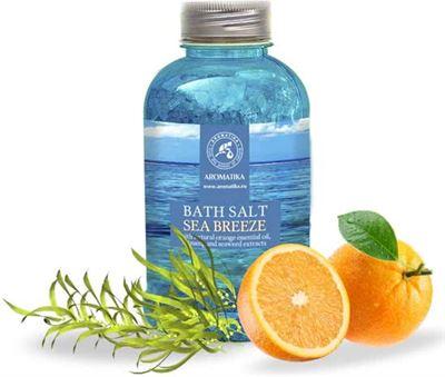 Aromatika Badzout Sea Breeze Tegen Acne Droge Huid
