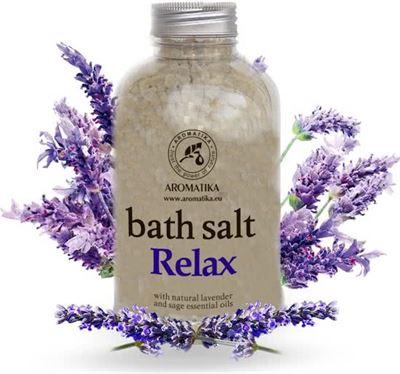 Aromatika Badzout Ontspanning Tegen Acne Droge Huid Spierpijn Vermoeidheid Goed Voor Persoonlijke Verzorging Huidverzorging Aromatherapie