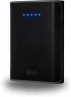 Azuri Power Bank 6000 mAh - zwart