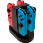 BigBen Interactive Joy-Con oplaadstation voor 4 Joy-Con controllers