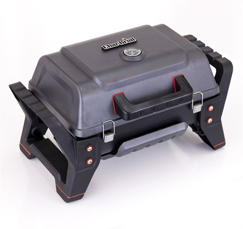 Char-Broil Grill2Go zwart, rood