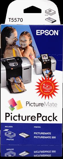 Epson Picturepack 6 Coulered T5570 T5570 Prijzen Vergelijken