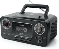 Muse M-182RDC Draagbare Radio/CD/Cassette speler