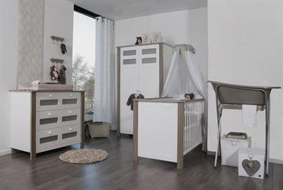 Complete Babykamer Kopen.Babies First Claudia Complete Babykamer Wit Baby Peuter