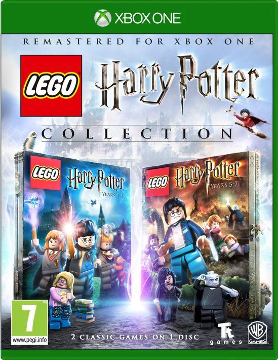 Warner Bros Games LEGO Harry Potter Collection: Jaren 1-7 - Xbox One Xbox One