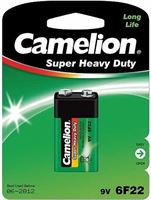 Camelion 6F22-BP1G Zink-carbon 9V niet-oplaadbare batterij