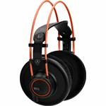 AKG K712 PRO oranje, zwart