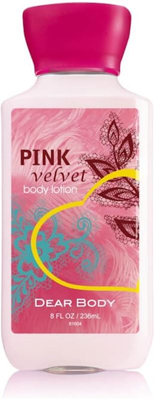 Bodyluxuries Body Lotion Pink Velvet 236ml