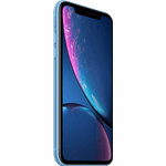 Apple iPhone XR 128 GB / blauw / (dualsim)