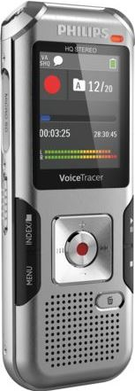 Philips Digital voice recorder DVT 4010