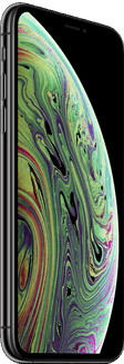 Apple iPhone XS 256 GB / space gray / (dualsim)
