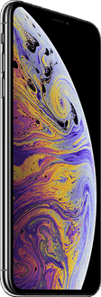 Apple iPhone XS Max 64 GB / zilver / (dualsim)