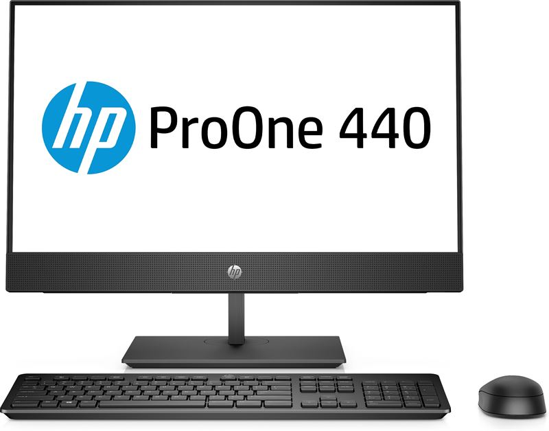HP 440 ProOne 440 G4 23,8-inch All-in-One Business-pc zonder touch