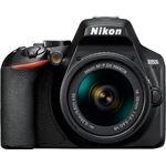 Nikon D3500 zwart