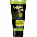 Nature Box Body Scrub Avocado Olie