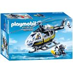 playmobil City Action SIE-helikopter 9363