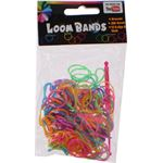 Eddy Toys Loom Bands Armband Maken Paars/geel/blauw 213-delig