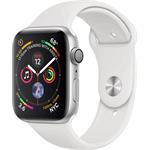 Apple 4 Watch Series 4 wit, zilver / S|L