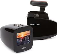 Nikkei ROADX4 Full-HD Wi-Fi Dashcam incl GPS