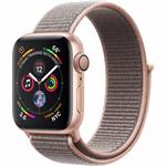 Apple 4 Watch Series 4 grijs, roze, goud / S|M