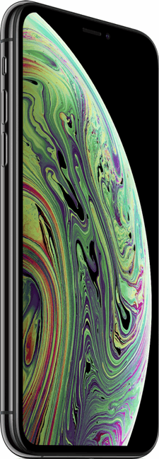Apple iPhone XS 64 GB / space gray / (dualsim)