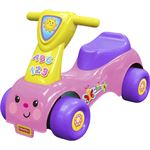 Fisher-Price loopwagen Lil Scoot n Ride - roze/paars