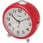 Casio wekker TQ-49-4D -beep alarm -met light en snooze functie