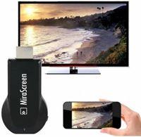 Mirascreen WiFi display dongle 1080p Full HD streamen alternatief chromecast