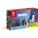Nintendo Switch - Fortnite Bundle zwart, rood
