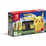 Nintendo Switch - Let's Go, Pikachu! zwart, geel