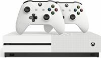 Microsoft Xbox One S 1TB + 2 controllers