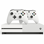 Microsoft Xbox One S 1TB + 2 controllers
