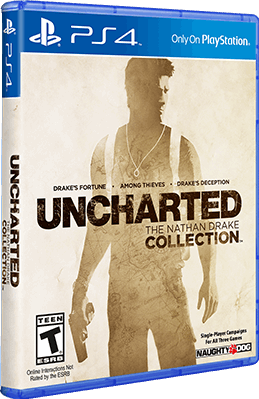 Sony Uncharted: The Nathan Drake Collection PlayStation 4