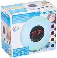 Grundig Wake-Up Light Wekker Met FM