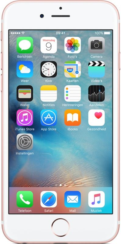 Apple iPhone 6s 64 GB / roze