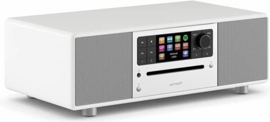 sonoro Prestige - Internet Radio - Smart Radio - Wit