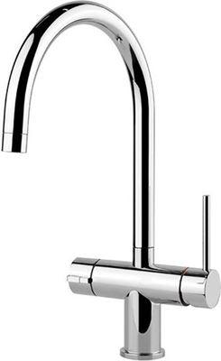 Kokend Water Kraan.Hotto Arco Kokend Waterkraan C Uitloop Inclusief Boiler Chroom