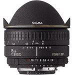Sigma Fisheye 15mm f/2.8 EX DG Diagonal Fisheye for Pentax AF