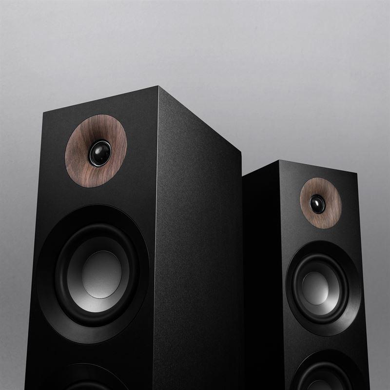 /Walnut Loudspeaker Jamo S 809/240/W Loudspeakers/ Wired, 240/W, 37//–/26000/Hz, 8/Ω, Walnut
