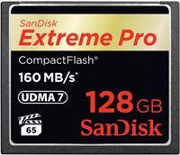 Sandisk 128GB Extreme Pro CF 160MB/s