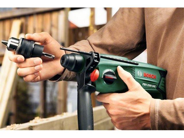 Favoriete Bosch PBH 2500 SRE | Specificaties | Kieskeurig.nl XU61