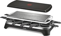 Tefal Inox & Design 3-in-1 Gourmetstel - RE45A8