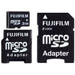 Fujifilm 2GB microSD