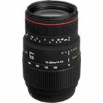 Sigma 70-300mm F4-5.6 DG MACRO Sony/Konica