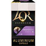 L'Or Koffie capsules Lungo Profondo