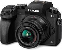 Panasonic Lumix DMC-G7 + G VARIO 14-42mm