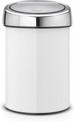 Brabantia Prullenbak 40 Liter.Brabantia Prullenbakken 359 Kieskeurig Nl