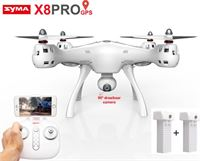 SYMA DRONE - QUADCOPTER / X8 Pro drone met GPS - follow me - FPV live Draaibaar camera + Extra ACCU