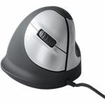 R Go Tools HE Mouse, Ergonomische muis, Medium (165-195mm), Rechtshandig, Bedraad